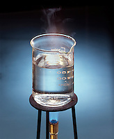 PHASES OF WATER: SOLID, LIQUID &amp; GASEOUS (2 of 3)<br />