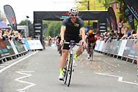 2017-09-24 VeloBirmingham  50 HM Finish