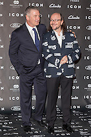"Alec Baldwin and Santiago Segura attends the ""ICON Magazine AWARDS"" Photocall at Italian Consulate in Madrid, Spain. October 1, 2014. (ALTERPHOTOS/Carlos Dafonte) /nortephoto.com"