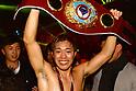 Boxing : WBO Super Featherweight title