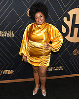 04 January 2020 - West Hollywood, California - Da'Vine Joy Randolph. Showtime Golden Globe Nominees Celebration held at Sunset Tower Hotel. Photo Credit: Billy Bennight/AdMedia