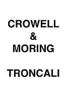 Crowell & Moring Troncali
