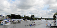 Henley, Great Britain.  Cincinnati junior RC USA lead home Mortlake and Anglian & Alpha. BC in the   Thames Challenge Cup,  at  Henley Royal Regatta. Henley Reach, England 04.07.2007 [Mandatory credit Peter Spurrier/ Intersport Images] Rowing Courses, Henley Reach, Henley, ENGLAND . HRR.
