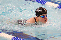 Picture by Richard Blaxall/SWpix.com - 14/04/2018 - Swimming - EFDS National Junior Para Swimming Champs - The Quays, Southampton, England - Charlotte McGuiness of Harrogate during the Women's MC 200m Individual Medley