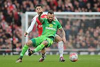 Arsenal vs Sunderland AFC 09-01-16