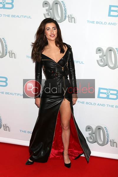 "Jacqueline MacInnes Wood<br /> at the ""The Bold and The Beautiful"" 30th Anniversary Party, Clifton's Downtown, Los Angeles, CA 03-18-17<br /> David Edwards/DailyCeleb.com 818-249-4998"