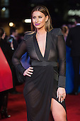London, UK. 22 March 2016. Ferne McCann. Warner Bros. Pictures presents the European Premiere of Batman v Superman, Dawn of Justice. The movie, directed by Zack Snyder, stars Ben Affleck as Batman/Bruce Wayne and Henry Cavill as Superman/Clark Kent in the characters' first big-screen pairing. The movie opens in cinemas on 25 March 2016. © Vibrant Pictures/Alamy Live News