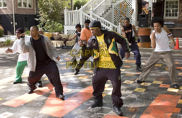 SHAFFER ?NE-YO? SMITH & COLUMBUS SHORT .in Stomp the Yard  .**Editorial Use Only**.CAP/FB.Supplied by Capital Pictures