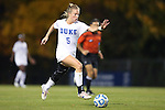 10 November 2012: Duke's Kaitlyn Kerr. The Duke University Blue Devils played the Loyola University Maryland Greyhounds at Koskinen Stadium in Durham, North Carolina in a 2012 NCAA Division I Women's Soccer Tournament First Round game. Duke won the game 6-0.