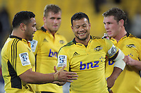 130419 Super Rugby - Hurricanes v Force