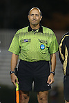 22 November 2013: Assistant Referee Saeed Mohamed. The University of Florida Gators played the Duke University Blue Devils at Koskinen Stadium in Durham, NC in a 2013 NCAA Division I Women's Soccer Tournament Second Round match. Duke won the game 1-0.