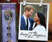 FEB 3 Windsor prepares for Royal Wedding