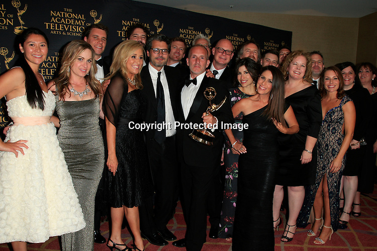 LOS ANGELES - APR 24:  at The 42nd Daytime Creative Arts Emmy Awards Gala at the Universal Hilton Hotel on April 24, 2015 in Los Angeles, California