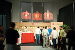 The Four Roses tasting booth at the 2011 Bourbon Festival.