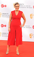 Stephanie &quot;Steph&quot; McGovern at the Virgin TV British Academy (BAFTA) Television Awards 2018, Royal Festival Hall, Belvedere Road, London, England, UK, on Sunday 13 May 2018.<br /> CAP/CAN<br /> &copy;CAN/Capital Pictures