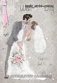 John, WEDDING, HOCHZEIT, BODA, paintings+++++,GBHSMC50-1004A,#w#, EVERYDAY