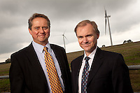 Pictured are Jean Lowes (left) and Jon Malcolm, of Xcarbon Limited