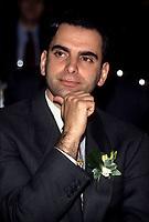 FILE PHOTO - Daniel Langlois, Softimage, mars 1994<br /> <br /> PHOTO :   Agence quebec Presse