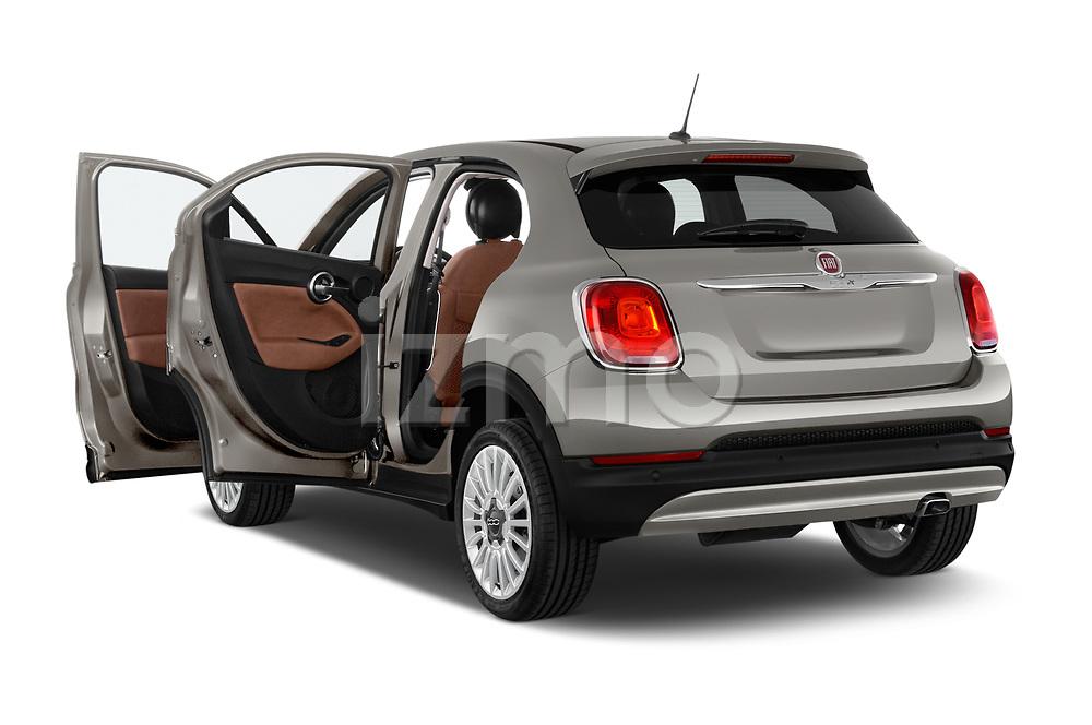 Car images of 2017 Fiat 500X Lounge 5 Door SUV Doors
