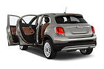 Car images of 2017 Fiat 500X Lounge 5 Door SUV Doors