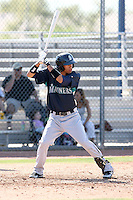 Gabriel Noriega, Seattle Mariners 2010 minor league spring training..Photo by:  Bill Mitchell/Four Seam Images.