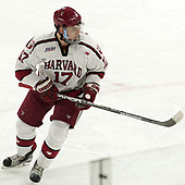 Sean Malone (Harvard - 17) - The Harvard University Crimson defeated the Providence College Friars 3-0 in their NCAA East regional semi-final on Friday, March 24, 2017, at Dunkin' Donuts Center in Providence, Rhode Island.