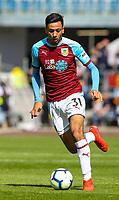 Burnley's Dwight McNeil in action<br /> <br /> Photographer Alex Dodd/CameraSport<br /> <br /> The Premier League - Burnley v Arsenal - Sunday 12th May 2019 - Turf Moor - Burnley<br /> <br /> World Copyright &copy; 2019 CameraSport. All rights reserved. 43 Linden Ave. Countesthorpe. Leicester. England. LE8 5PG - Tel: +44 (0) 116 277 4147 - admin@camerasport.com - www.camerasport.com