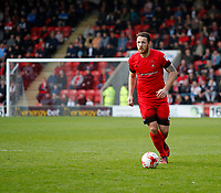 Leyton Orient's Tom Parkes in action during the Sky Bet League 2 match between Leyton Orient and Grimsby Town at the Matchroom Stadium, London, England on 11 March 2017. Photo by Carlton Myrie / PRiME Media Images.