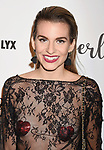 CULVER CITY, CA - OCTOBER 21: Model Rachel McCord attends the Dorit Kemsley Hosts Preview Event For Beverly Beach By Dorit at the Trunk Club on October 21, 2017 in Culver City, California.