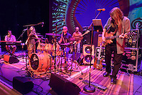 The Gracia Project in performance at The Ridgefield Playhouse on June 27, 2015. Recreating a Jerry Garcia Band Concert from 1977 for Set One and 1990 for Set Two.