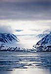 Kongsfjord, Ny Alesund, Svalbard