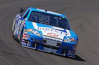 Apr 19, 2007; Avondale, AZ, USA; Nascar Nextel Cup Series driver Clint Bowyer (07) during practice for the Subway Fresh Fit 500 at Phoenix International Raceway. Mandatory Credit: Mark J. Rebilas