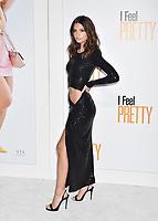 APR 17 Premiere Of STX Films' 'I Feel Pretty' - Arrivals