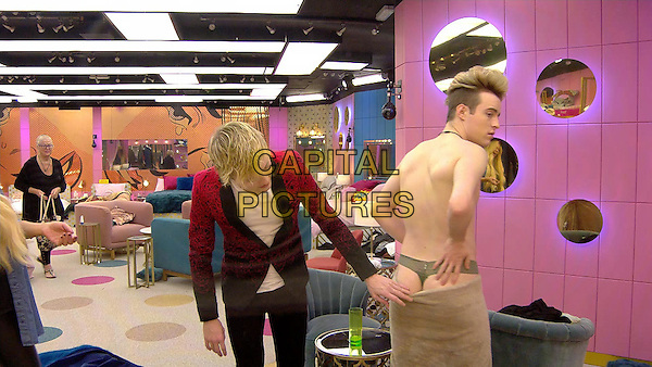 Celebrity Big Brother 2017<br /> Jedward<br /> *Editorial Use Only*<br /> CAP/KFS<br /> Image supplied by Capital Pictures