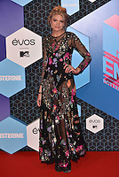 Becca Dudley<br /> 2016 MTV EMAs in Ahoy Arena, Rotterdam, The Netherlands on November 06, 2016.<br /> CAP/PL<br /> &copy;Phil Loftus/Capital Pictures /MediaPunch ***NORTH AND SOUTH AMERICAS ONLY***