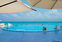 "I visited Live Aqua Cancún, Asian inspired exclusive luxury hotel and all-inclusive resort, in 2009 before it became ""Adults Only."" No kiddies at the infinity pool anymore. The minimum age for a guest now is 18."