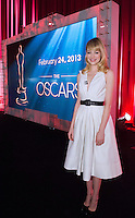 85th Oscar Nominations - Los Angeles