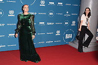 LONDON, UK. December 02, 2018: Samantha Morton &amp; daughter, Esme Creed-Miles at the British Independent Film Awards 2018 at Old Billingsgate, London.<br /> Picture: Steve Vas/Featureflash