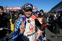 16th November 2019; Circuit Ricardo Tormo, Valencia, Spain; Valencia MotoGP, Qualifying Day; Jack Miller (Pramac Racing) 3rd on pole - Editorial Use