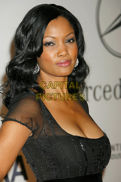 GARCELLE BEUVAIS-NILON.17th Annual Carousel of Hope Ball held at the Beverly Hilton Hotel, Beverly Hills, California, USA, .28 October 2006..half length black dress.Ref: ADM/RE.www.capitalpictures.com.sales@capitalpictures.com.©Russ Elliot/AdMedia/Capital Pictures.