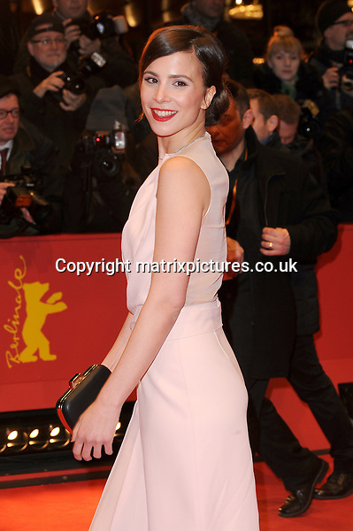 NON EXCLUSIVE PICTURE: PAUL TREADWAY / MATRIXPICTURES.CO.UK<br /> PLEASE CREDIT ALL USES<br /> <br /> WORLD RIGHTS<br /> <br /> German actress Aylin Tezel attends the 67th Berlinale International Film Festival Berlin Closing Ceremony at the Grand Hyatt Hotel in Berlin, Germany.<br /> <br /> FEBRUARY 18th 2017<br /> <br /> REF: PTY 17282