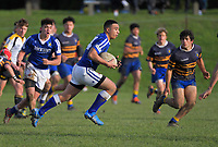 200704 Wellington 1st XV Rugby - Rongotai College v St Pat's Town