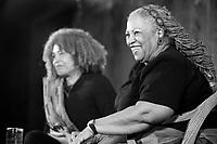 Toni Morrison & Angela Davis