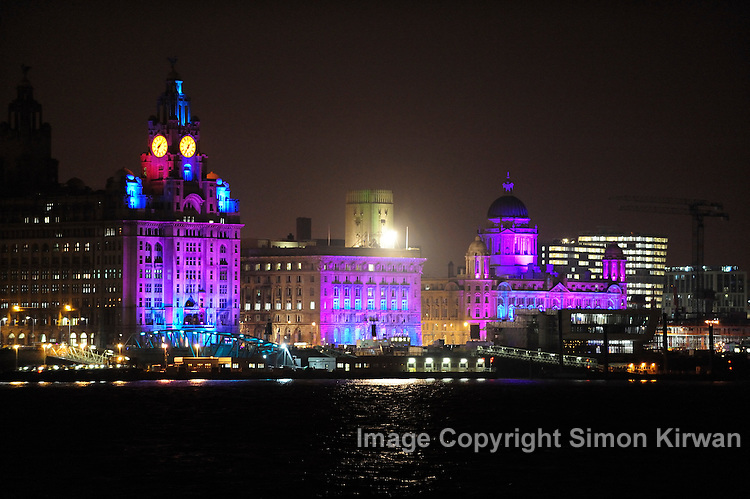 Liverpool 2008 Capital of Culture Transition Night, 10th January 2009