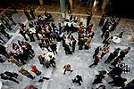 ROTTERDAM - Congres. ANP PHOTO COPYRIGHT GERRIT DE HEUS