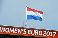 20170806 - ENSCHEDE , NETHERLANDS : Illustration  pictured during the female soccer game between The Netherlands and Denmark  , the final at the Women's Euro 2017 , European Championship in The Netherlands 2017 , Sunday 6th of August 2017 at Grolsch Veste Stadion FC Twente in Enschede , The Netherlands PHOTO SPORTPIX.BE | DAVID CATRY