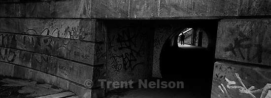 Pedestrian tunnel<br />