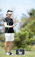 Clare Choi, Hawkes Bay PB, 2019 New Zealand Women's Interprovincials, Maraenui Golf Club, Napier, Hawke's Bay, New Zealand, Tuesday 03rd December, 2019. Photo: Sarah Lord/www.bwmedia.co.nz