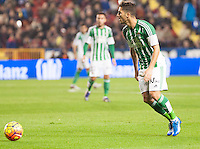 Real Betis Balompie's Piccini during La Liga match. November 27, 2015. (ALTERPHOTOS/Javier Comos)