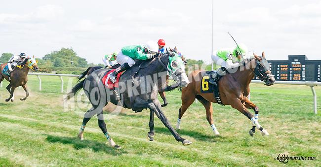 Unlocked winning at Delaware Park on 9/5/15